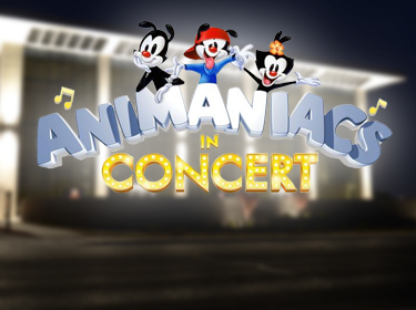 Animaniacs in Concert logo