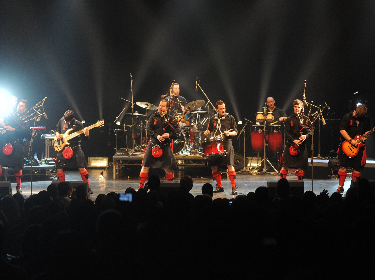 Performance photo of The Red Hot Chilli Pipers